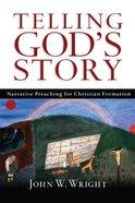 Telling God's Story Paperback