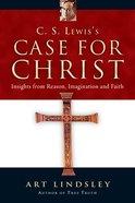 C.S.Lewis's Case For Christ Paperback