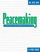 Peacemaking Paperback
