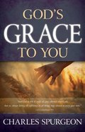 God's Grace to You Paperback