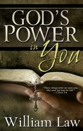 God's Power in You Paperback