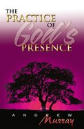 The Practice of God's Presence Paperback