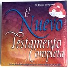 New Testament on CD (Spanish) CD