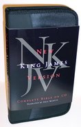 NKJV Complete Bible on CD CD