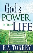 God's Power in Your Life Paperback