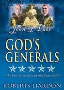 John G. Lake (#05 in God's Generals Visual Series) DVD