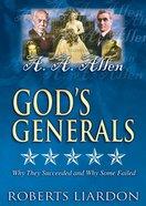A a Allen (#10 in God's Generals Visual Series) DVD