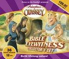 Bible Eyewitness Collectors Set (Adventures In Odyssey Audio Series) CD