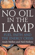 No Oil in the Lamp Paperback