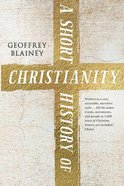 A Short History of Christianity Paperback