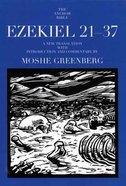 Ezekiel 21-37 (Anchor Yale Bible Commentaries Series) Paperback