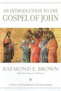 An Introduction to the Gospel of John Hardback