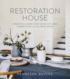 Restoration House eBook