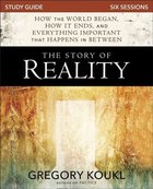 The Story of Reality Study Guide eBook