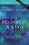 Becoming a King Study Guide eBook