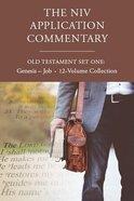 NIV Application Commentary, Old Testament Set One: Genesis-Jo (12 Vols) Hardback