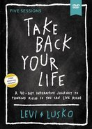 Take Back Your Life DVD: A 40-Day Interactive Journey to Thinking Right So You Can Live Right (Video Study) DVD