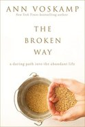 The Broken Way eBook