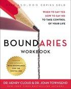 Boundaries Workbook eBook