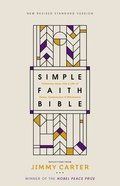 NRSV Simple Faith Bible Hardback