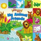 The Beginner's Bible My Animal Friends: A Point and Learn Tabbed Board Book Board Book