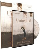 Uninvited (Dvd And Study Guide Pack) Pack