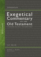 Leviticus (Zondervan Exegetical Commentary On The Old Testament Series) Hardback