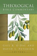 Theological Bible Commentary Hardback