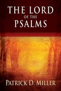The Lord of the Psalms Paperback