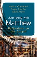 Journeying With Matthew Paperback