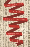 The Art of Bible Translation Hardback