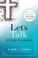 Let's Talk eBook