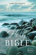 KJV Holy Bible Larger Print Paperback