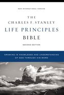 NIV, Charles F. Stanley Life Principles Bible, 2nd Edition, Ebook eBook