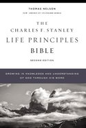 NASB, Charles F. Stanley Life Principles Bible, 2nd Edition, Ebook eBook