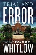 Trial and Error Hardback