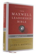 NKJV Maxwell Leadership Bible Compact (3rd Edition) Hardback