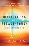 Declarations For Breakthrough eBook
