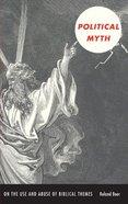 Political Myth Paperback