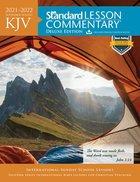 KJV Standard Lesson Commentary Deluxe Edition 2021-2022 (Kjv Standard Lesson Commentary Series) Paperback