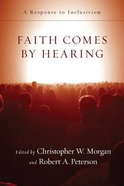 Faith Comes By Hearing Paperback