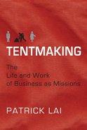 Tentmaking Paperback