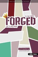 Authority (Preteen Discipleship Guide) (#05 in Forged Faith Refined Preteen Bible Study Series) Spiral