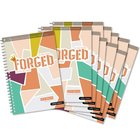 Identity (Small Group 10 Pack) (#02 in Forged Faith Refined Preteen Bible Study Series) Spiral