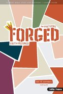 Connect 13 Sessions (Leader Guide) (#06 in Forged Faith Refined Preteen Bible Study Series) Spiral