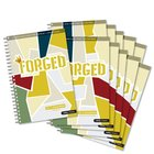 Discipleship (Small Group 10 Pack) (#04 in Forged Faith Refined Preteen Bible Study Series) Spiral