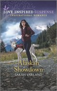 Alaskan Showdown (Love Inspired Suspense Series) Mass Market