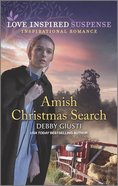 Amish Christmas Search (Love Inspired Suspense Series) Mass Market