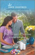 The Texan's Promise (Cowboys of Diamondback Ranch) (Love Inspired Series) Mass Market