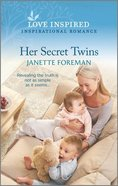 Her Secret Twins (Love Inspired Series) Mass Market